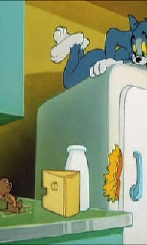小老鼠杰瑞表情包gif分享展示