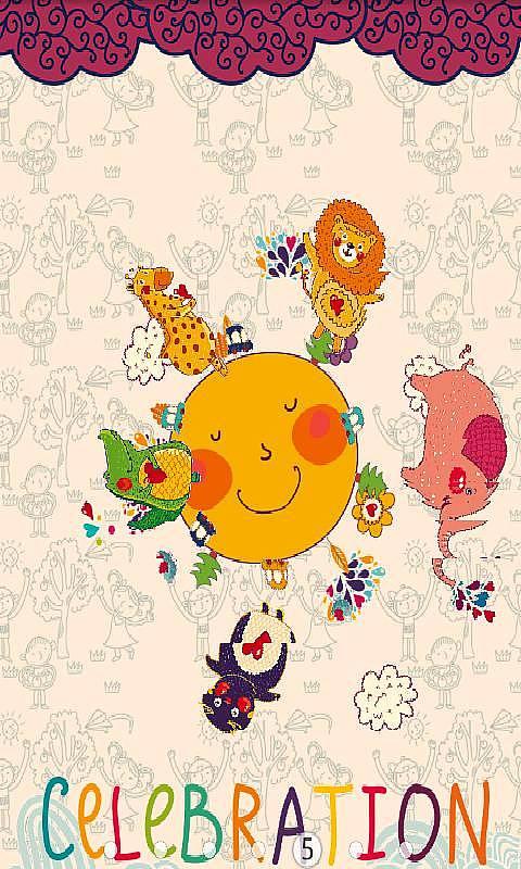 太阳上的小动物-mobile