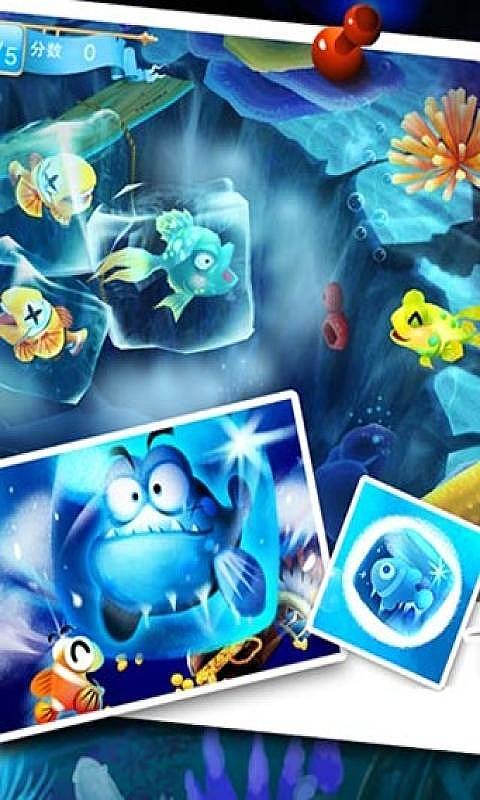 奇思妙想的海底世界,美丽的珊瑚在手上活跃,更有神秘的沉船,迷宫