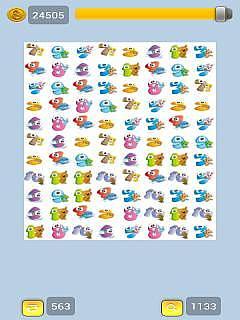 动物小数字连连看图片