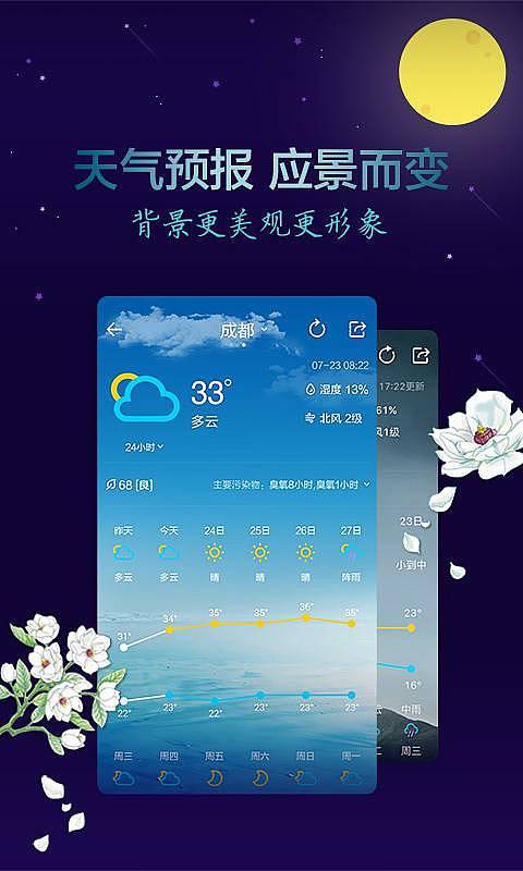日历天气图标图片素材