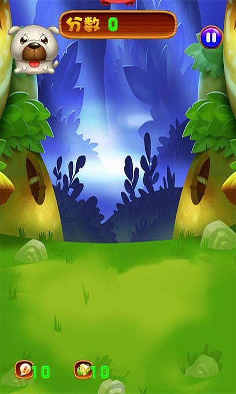 调皮小动物是一款休闲益智类游戏