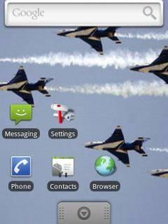 空中的战机第一辑壁纸