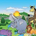 开心动物园